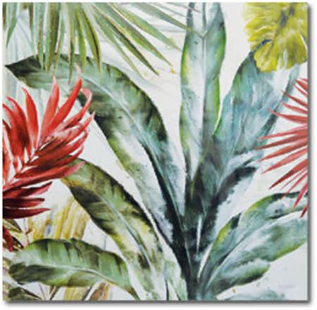 La toile TROPICAL A