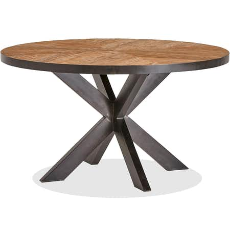 la table ronde pied central HERACLES